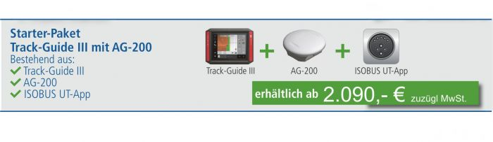 Angebot Track Guide III