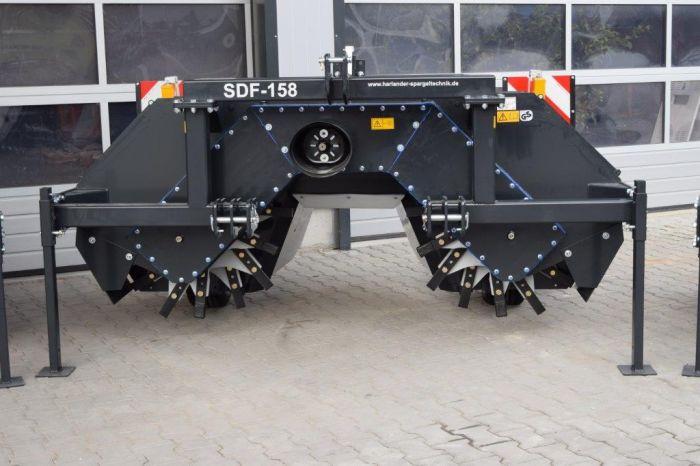 Spargeldammfräse SDF-158