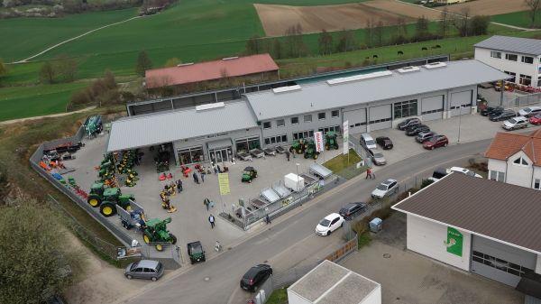 Impressionen aus dem Technikzentrum Odenwald und Ried