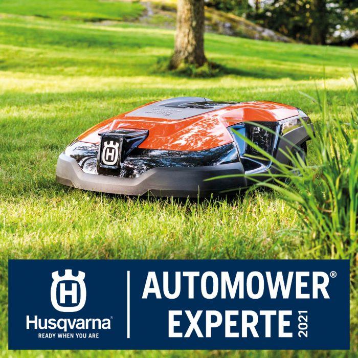 Wir sind Husqvarna Automower®-Experte