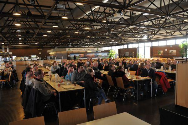 Werksbesichtigung bei John Deere in Mannheim & Bruchsal