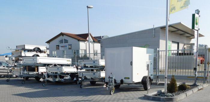 Unsinn PKW-Anhänger Ihr starker Partner in Südhessen - Mahr & Schwebel -