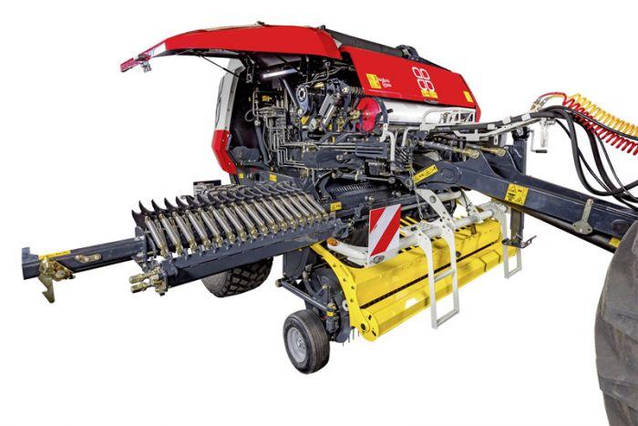 Pöttinger Vorführmaschine Impress 155VC