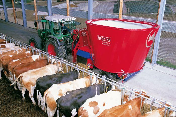 Inspektions für Futtermischwagen