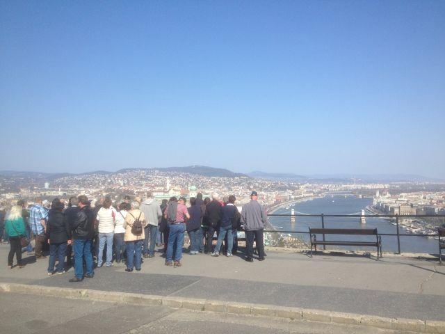 Studienreise nach Ungarn mit Kunden im März 2014 !!!