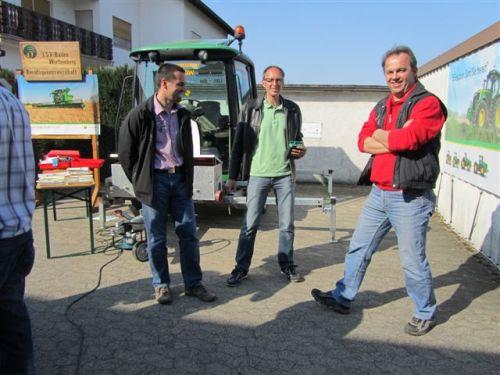 Tage der offenen Tür in Gamshurst im März 2012 war toller Erfolg !!!