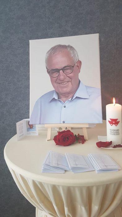 Firmengründer Bernhard Hölscher verstorben