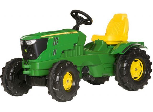 John Deere Tret Traktor 6210 R