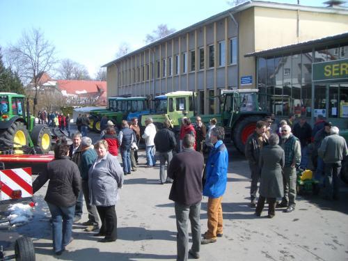 Hausausstellung in Ravensburg und Wangen im Allgäu