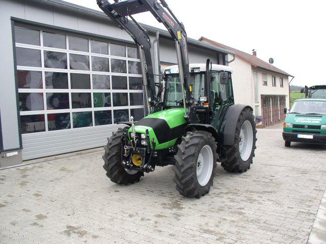Agrofarm 410 für die Familie Haberberger Rackersberg