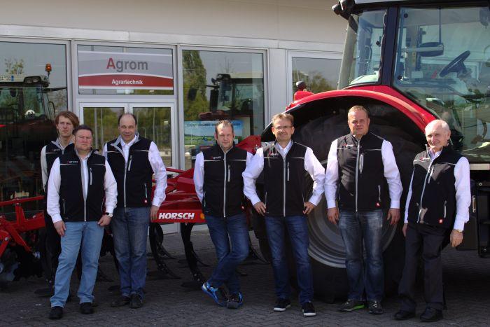 Aus Vogel Landmaschinen e.K. wird Agrom Agrartechnik GmbH