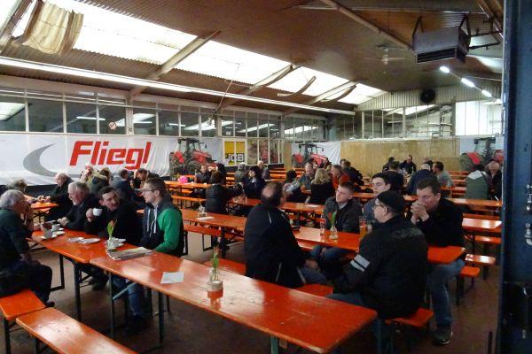 Hausmesse in unserer Niederlassung in Harthausen vom 10. bis 11.03.2018
