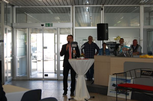 Neueröffnung Harthausen 13. und 14. Mai 2017