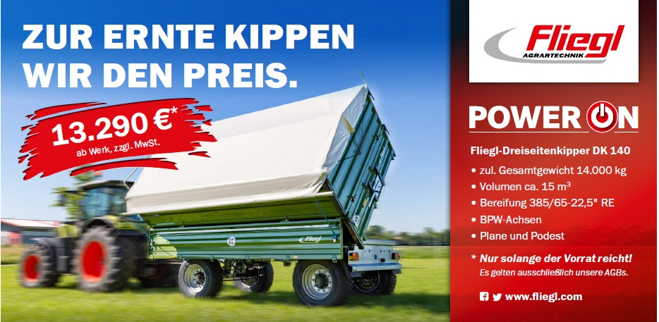 Fliegl Aktion