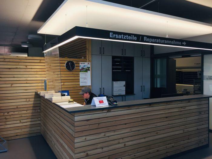 Werkstatt und das ET-Lager sind ab sofort Samstags wieder für Sie geöffnet!