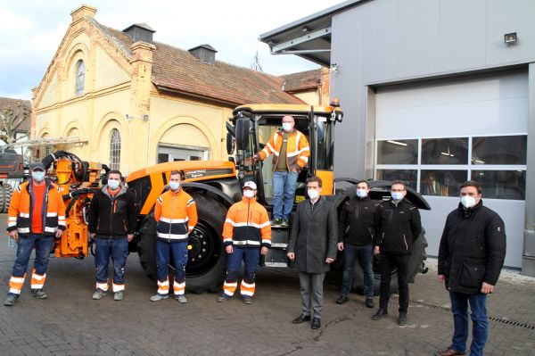 Agrom Agratechnik GmbH sagt Danke!