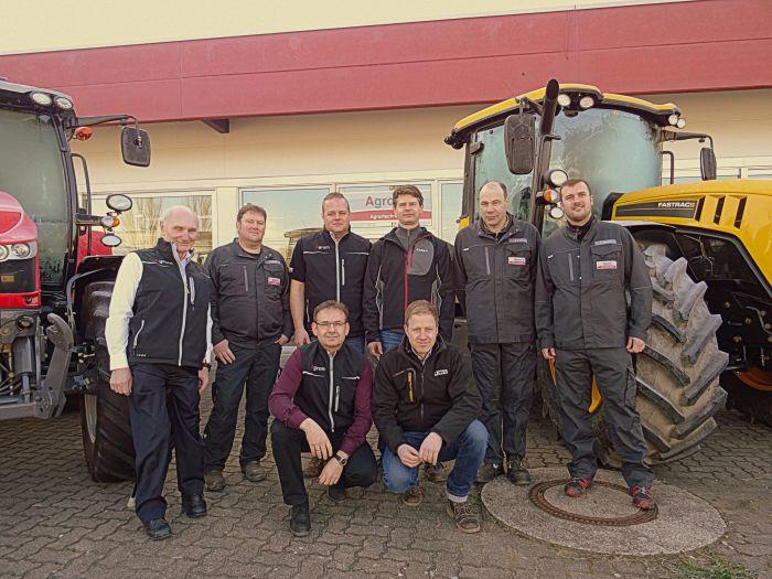 Hausmesse in unserer Agrom-Niederlassung in Harthausen