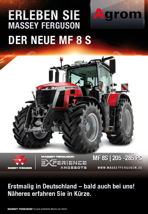 MF 8 S