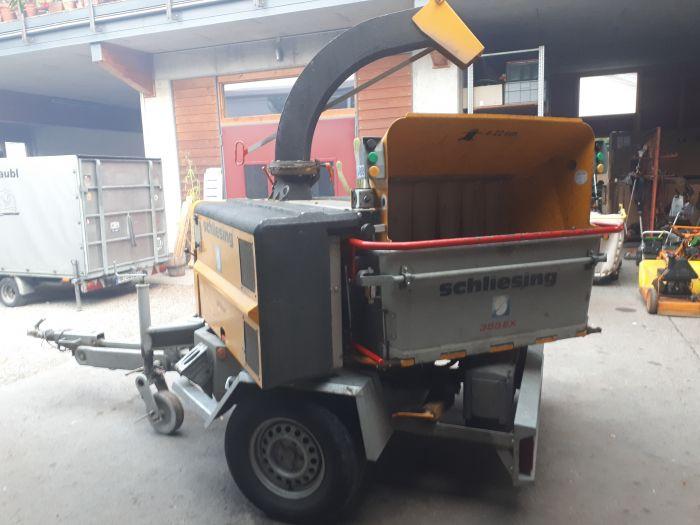 Schliesing Holzzerkleinerer 355EX