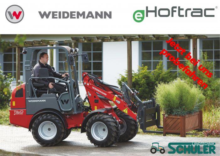 Weidemann e-Hoftrac