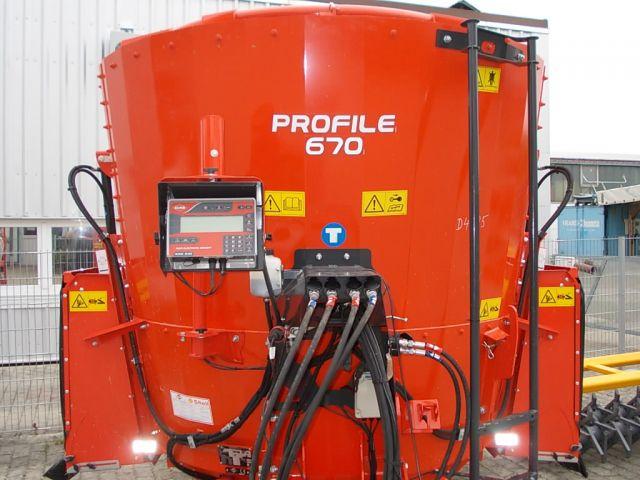 KUHN Futtermischwagen Profile 670