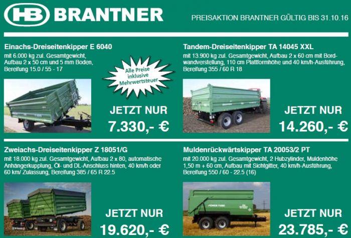 LEITL Brantner Aktion
