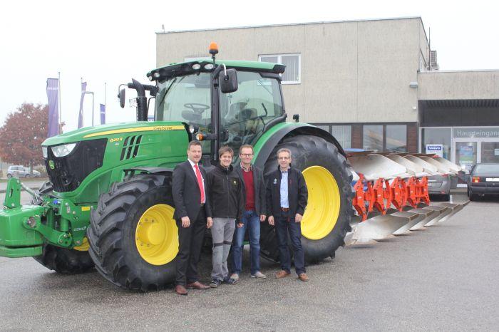 Gewinner des Landwirtetags 2015