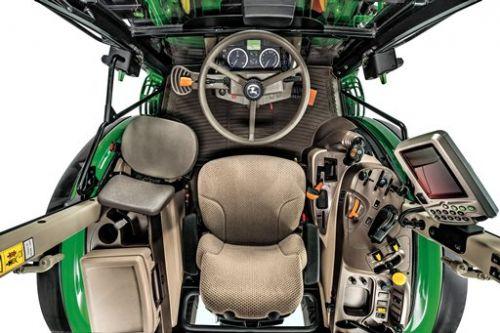 Die neuen Traktoren der Serie 6MC & 6RC
