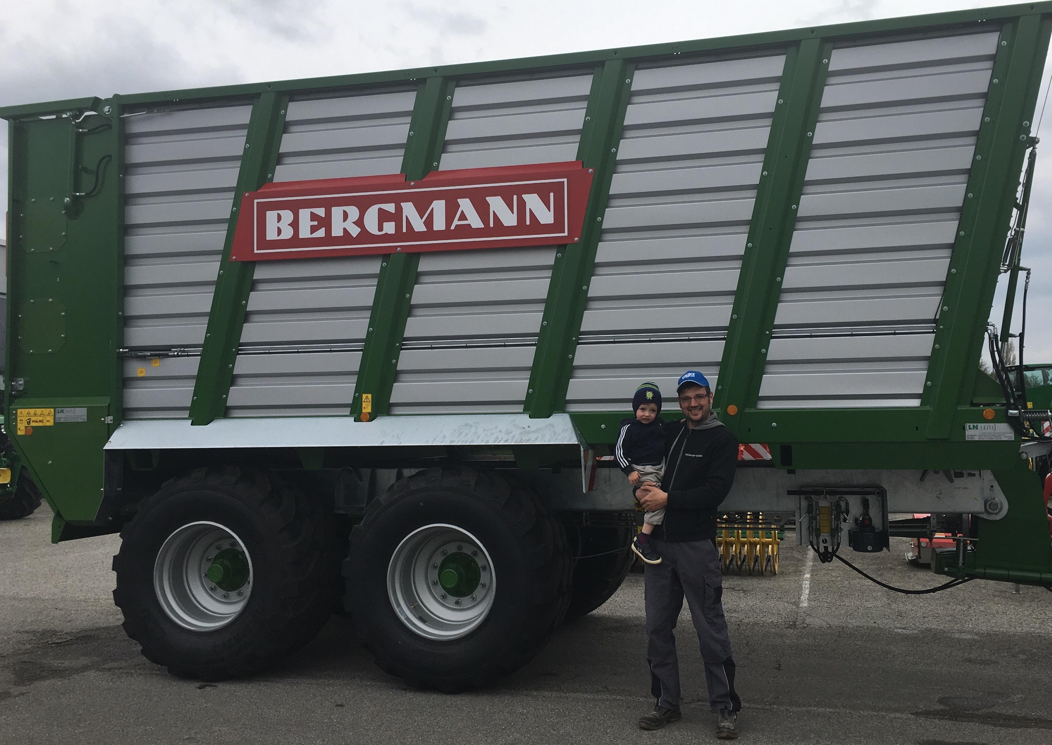 BERGMANN HTW 35 - Reitberger