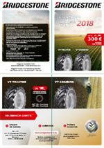 Bridgestone Reifen: VT Prämien-Aktion Frühjahr 2018