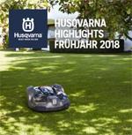 Husqvarna Highlights Frühjahr 2018