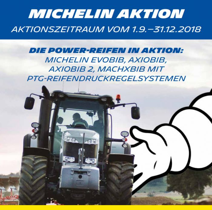 Michelin Reifen: Jetzt Power-Vorteile sichern!