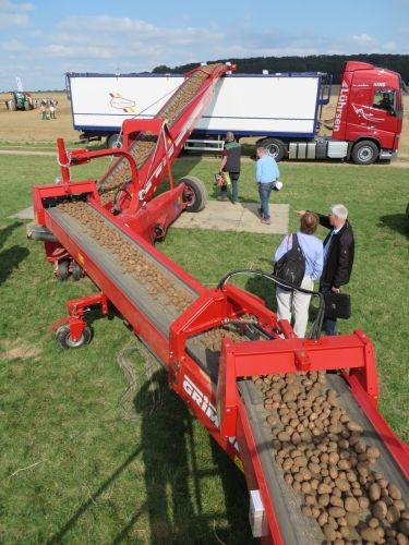 Potato Europe in Bockerode bei Hannover am 03.09.-04.09.2014