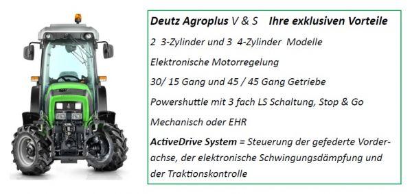 Vorstellung Agroplus mit ActiveDrive