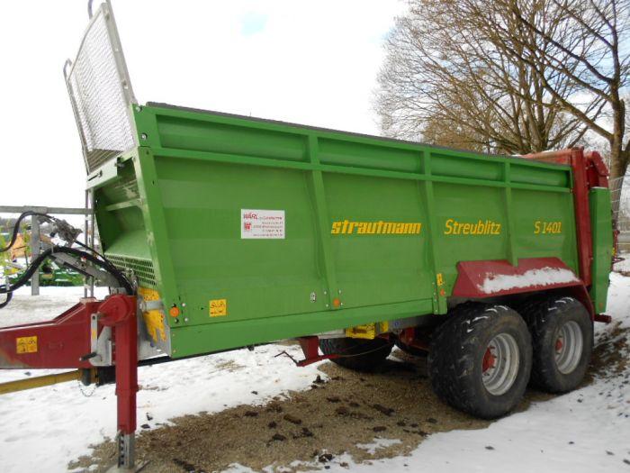 STRAUTMANN Dungstreuer 1401