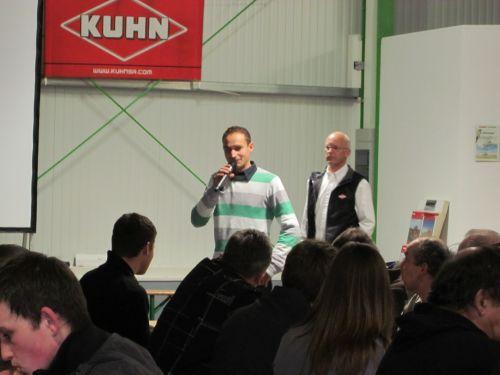 KUHN FÜTTERUNGSTECHNIK ABEND 2010