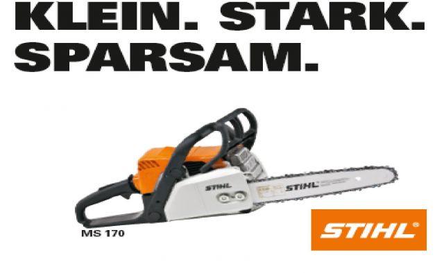 Stihl MS 170 Motorsäge