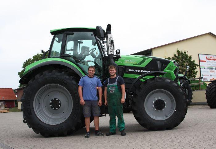 Agrotron 6215 TTV