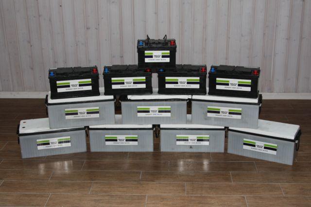 Sonderpreise für DEUTZ-FAHR Batterien