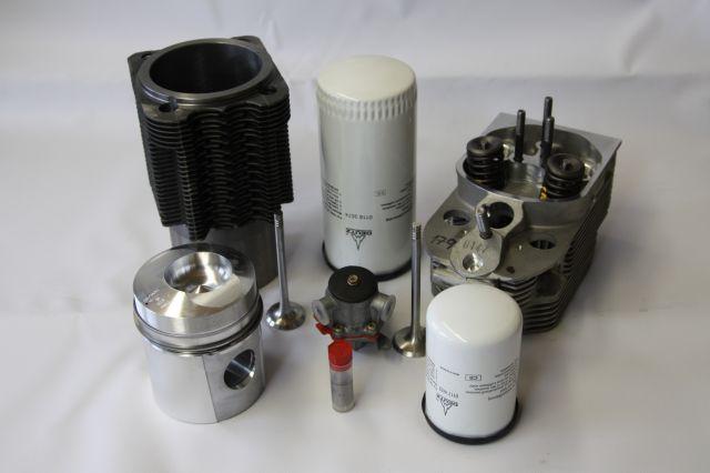 Sonder-Aktion für DEUTZ-Motorenteile