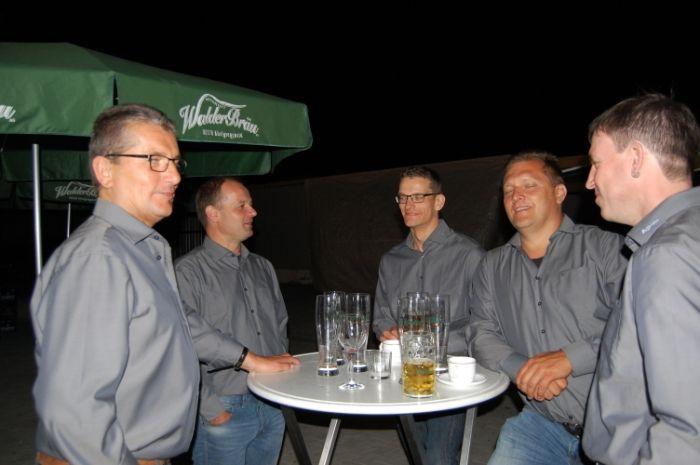 Einweihung Neubau Riedhausen 19. August