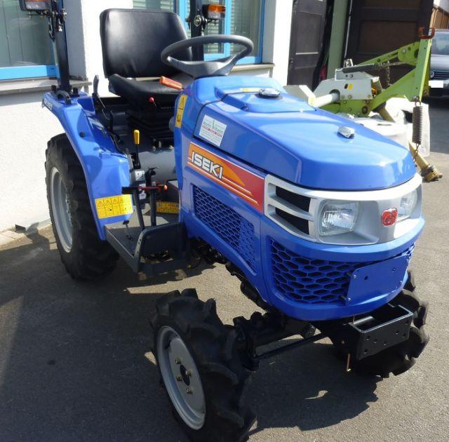 Schmalspur-Traktor ISEKI TM 3160 A, 18 PS, Überrollbügel, Allrad-Antrieb, NEU !!