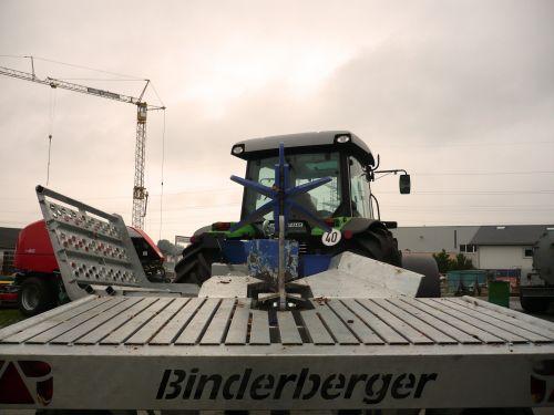 30 t Holzspalter von Binderberger