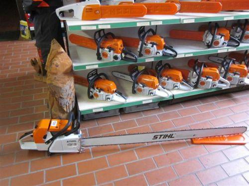 Stihl Motorsäge 880 mit 1,5m Schwert