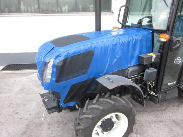Haubenschutz für New Holland T4000V