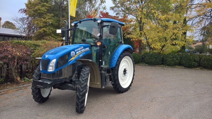 New Holland T4.85 der Optimale Pflegeschlepper