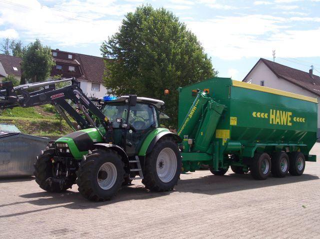 HAWE Überladewagen ULW 3000 T