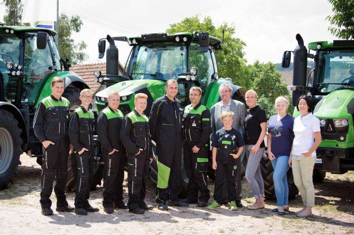 Rau Landtechnik GmbH bereitet sich vor...