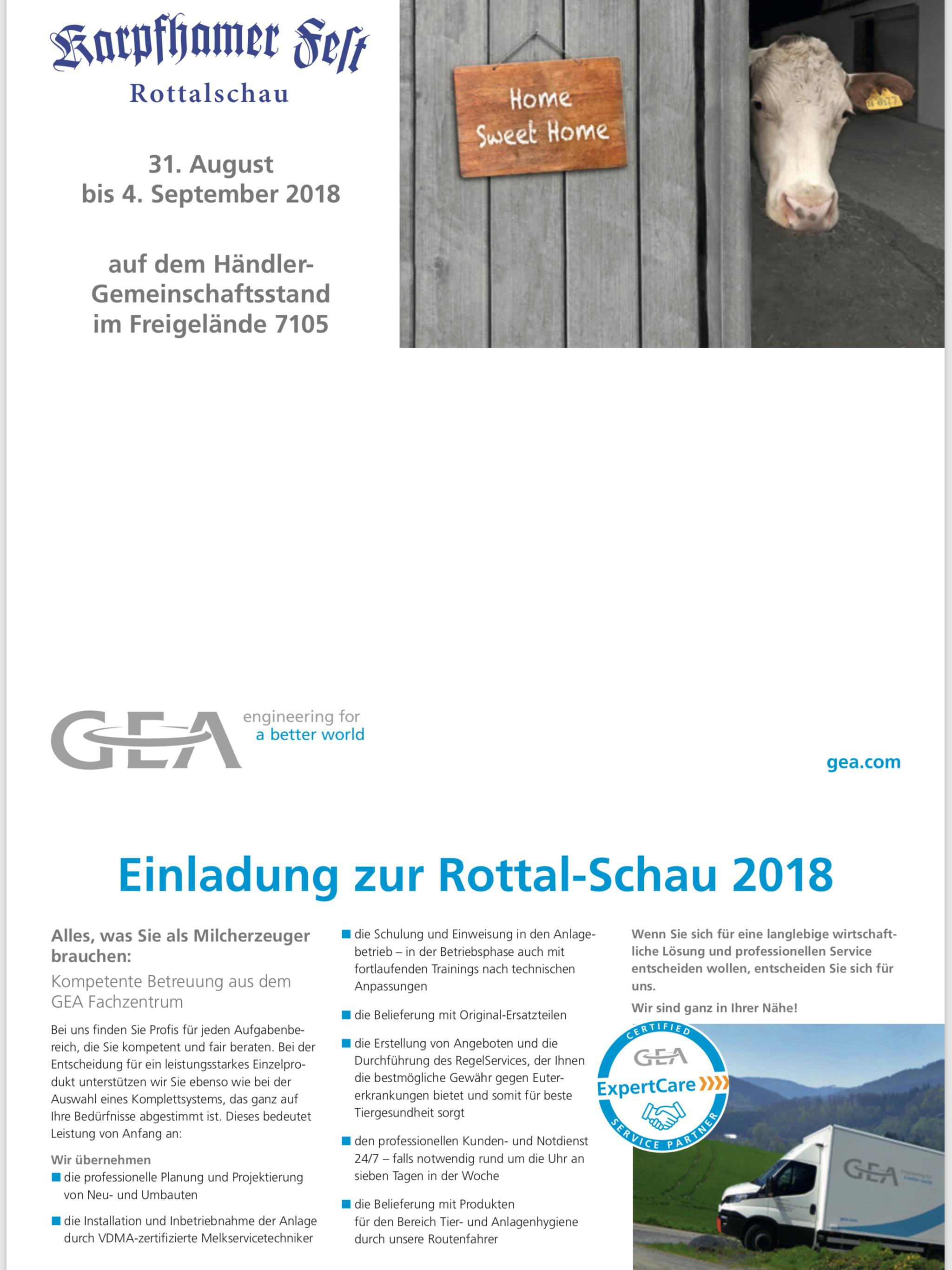 Karpfhamer Fest 31.08-04.09.2018