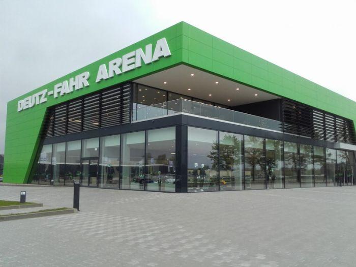 DEUTZ-FAHR Arena